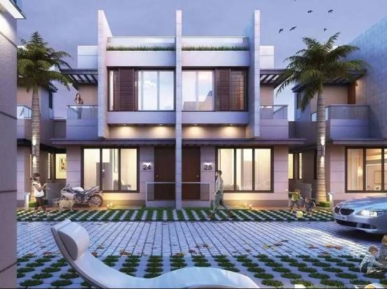 950 sqft, 3 bhk Villa in Triveni Kingdom Of Heaven Sanganer, Jaipur at Rs. 32.0000 Lacs