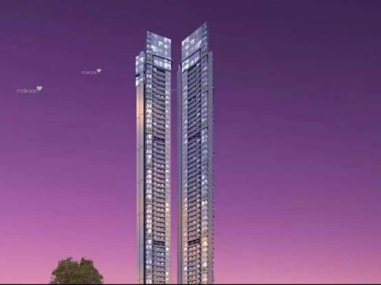 1198 sqft, 2 bhk Apartment in Transcon Transcon Fortune 500 Tower 1 Mulund West, Mumbai at Rs. 1.3500 Cr