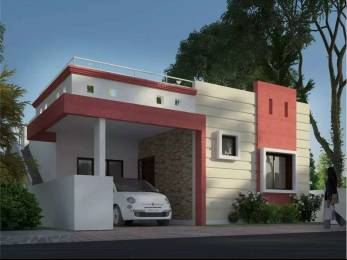 1200 sqft, 2 bhk IndependentHouse in Builder Project Nallur Road, Hosur at Rs. 36.0000 Lacs