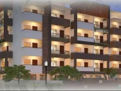 850 sqft, 2 bhk Apartment in Builder SAN FIELD RAAGA Koppa Begur Road, Bangalore at Rs. 28.0000 Lacs