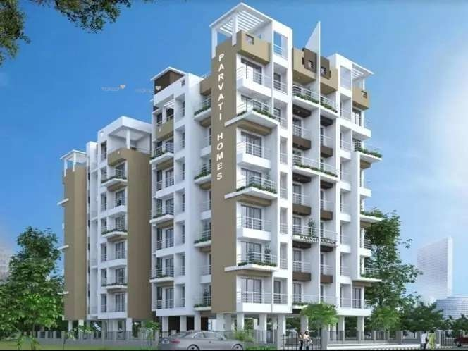 413 sqft, 1 bhk Apartment in RD Parvati Homes Taloja, Mumbai at Rs. 35.0000 Lacs