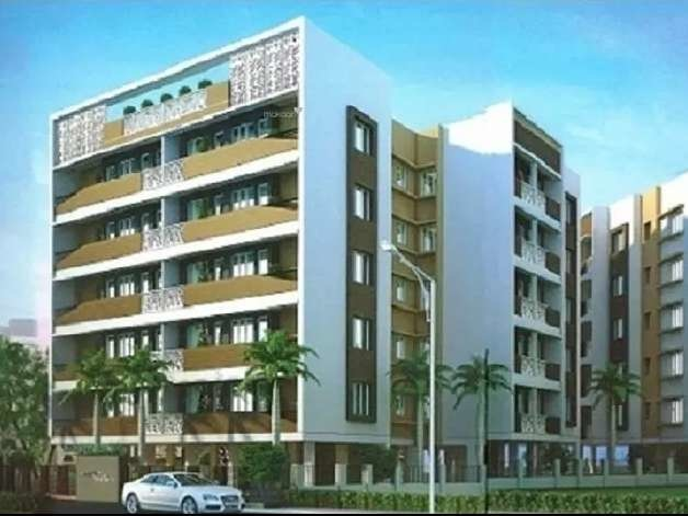 1090 sqft, 3 bhk Apartment in RBM Valley Kaikhali, Kolkata at Rs. 43.6000 Lacs