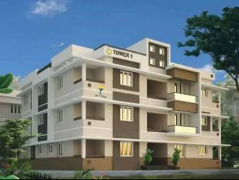 985 sqft, 2 bhk Apartment in Builder Hanco Green Village Kottayi Pudur Parali Road, Palakkad at Rs. 21.0000 Lacs