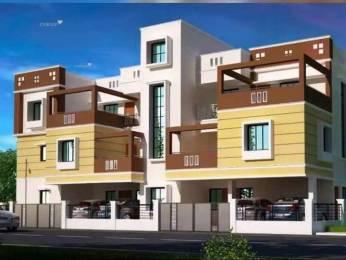 1400 sqft, 2 bhk Apartment in Builder Somu Saina Residency Khandagiri, Bhubaneswar at Rs. 53.2000 Lacs