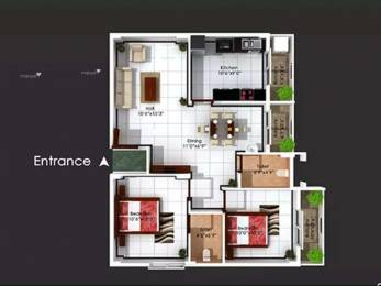 1080 sqft, 2 bhk Apartment in S4 Sky Surathkal, Mangalore at Rs. 26.0000 Lacs