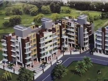 410 sqft, 1 bhk Apartment in Builder prayag city new Panvel navi mumbai, Mumbai at Rs. 19.4381 Lacs