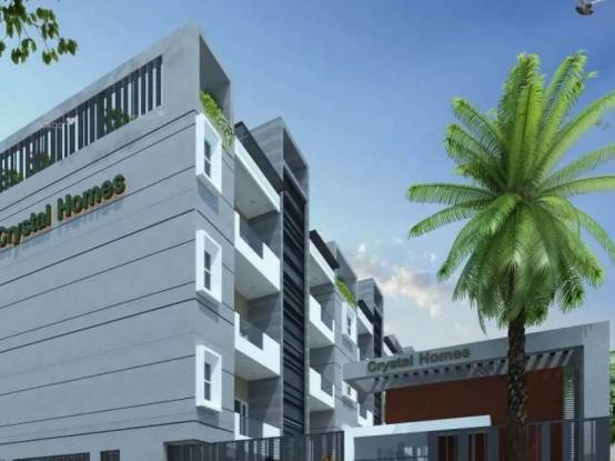 1378 sqft, 3 bhk Apartment in Builder crystalhomes Dhakoli Zirakpur, Chandigarh at Rs. 35.8800 Lacs