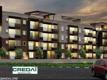 1306 sqft, 3 bhk Apartment in Builder Abhee nandana HSR Layout, Bangalore at Rs. 68.8999 Lacs