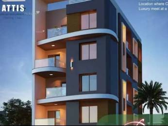 1430 sqft, 3 bhk Apartment in Builder Ak real estate it park nagmandir Trimurti Nagar, Nagpur at Rs. 72.0000 Lacs