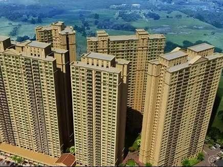 1652 sqft, 3 bhk Apartment in Hiranandani Fortune City Panvel, Mumbai at Rs. 1.4600 Cr