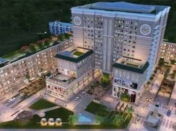 500 sqft, 1 bhk Apartment in CCC Residential Suites VIP Rd, Zirakpur at Rs. 33.7500 Lacs