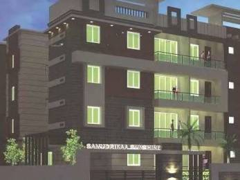 1060 sqft, 2 bhk Apartment in Builder samudrika sunshine Mahadevapura, Bangalore at Rs. 54.2600 Lacs