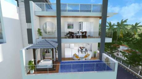 2900 sqft, 3 bhk Apartment in Builder Rio Luxury Homes Sky Villas Goa Candolim, Goa at Rs. 2.4500 Cr