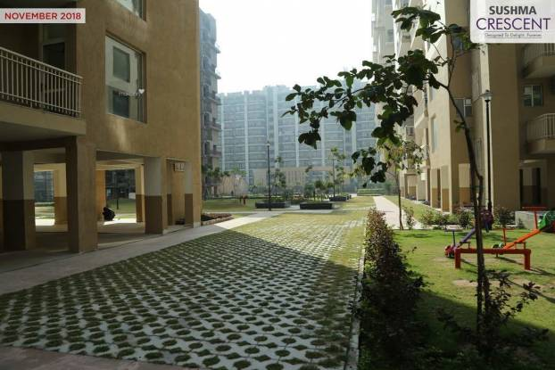 1690 sqft, 3 bhk Apartment in Sushma Crescent Dhakoli, Zirakpur at Rs. 60.0000 Lacs