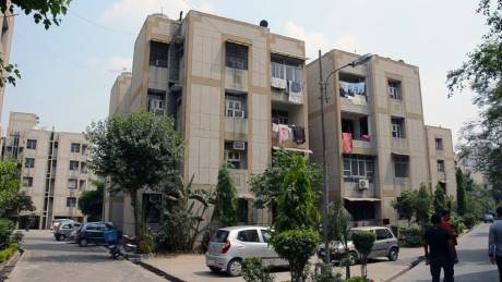 750 sqft, 2 bhk Apartment in Builder rail vihar nitikhand 3 indirapuram Niti Khand 3 Ghaziabad, Ghaziabad at Rs. 45.0000 Lacs