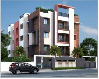 930 sqft, 2 bhk Apartment in Builder happy homes ambattur Kallikuppam, Chennai at Rs. 40.0000 Lacs