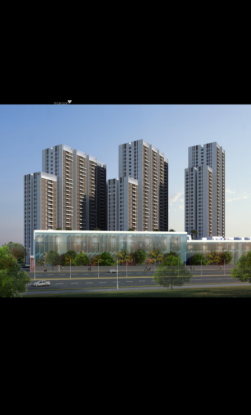 1274 sqft, 2 bhk Apartment in Incor One City Kukatpally, Hyderabad at Rs. 78.0000 Lacs
