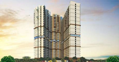 950 sqft, 2 bhk Apartment in Sikka Kaamna Greens Sector 143, Noida at Rs. 39.0000 Lacs