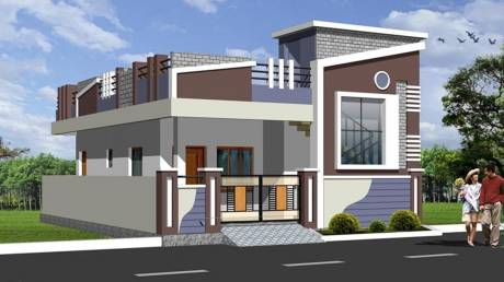 1600 sqft, 3 bhk IndependentHouse in Builder Project Tatibandh Road, Raipur at Rs. 33.0000 Lacs