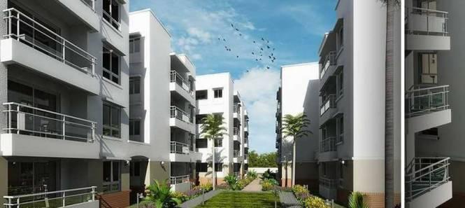 1425 sqft, 3 bhk Apartment in Bscpl Group Builders Bollineni Hillside 2 Sholinganallur, Chennai at Rs. 60.0000 Lacs