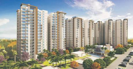 1220 sqft, 2 bhk Apartment in MGH MGH Mulberry County  Sector 70, Faridabad at Rs. 41.0000 Lacs