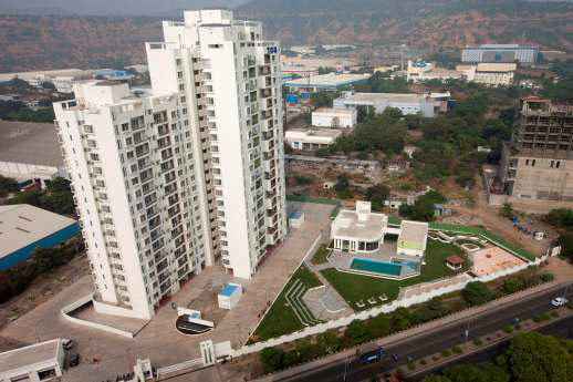 768 sqft, 2 bhk Apartment in TCG The Cliff Garden Hinjewadi, Pune at Rs. 50.0000 Lacs