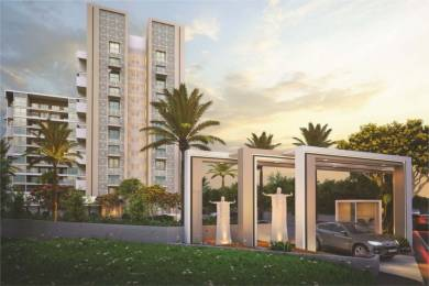800 sqft, 2 bhk Apartment in 5 Star Royal Grande Wakad, Pune at Rs. 62.0000 Lacs