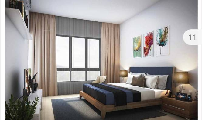 595 sqft, 1 bhk Apartment in Builder godrej properties Prime Tilak Nagar, Mumbai at Rs. 1.1000 Cr