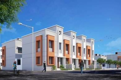 850 sqft, 2 bhk Villa in Builder Bhuvi Vishwaban Cambridge High School, Aurangabad at Rs. 28.0000 Lacs