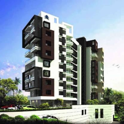 1510 sqft, 2 bhk Apartment in Northernsky Altair Kadri, Mangalore at Rs. 68.6320 Lacs