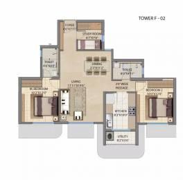 820 sqft, 2 bhk Apartment in Lodha Bel Air Jogeshwari West, Mumbai at Rs. 1.9000 Cr