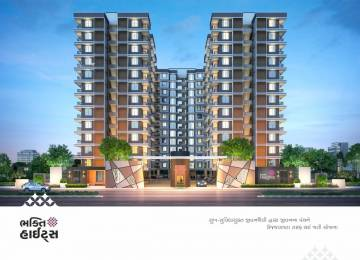 980 sqft, 2 bhk Apartment in Builder Project Amroli, Surat at Rs. 12.7400 Lacs