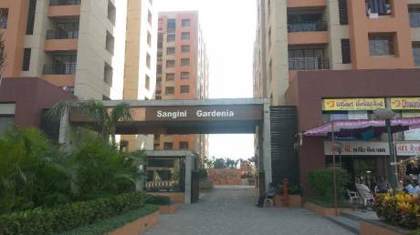 1240 sqft, 2 bhk Apartment in Sangini Gardenia Palanpur, Surat at Rs. 39.6800 Lacs