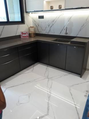 1200 sqft, 2 bhk Apartment in Builder Project Althan, Surat at Rs. 44.0000 Lacs