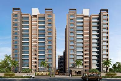 668 sqft, 1 bhk Apartment in Builder green tuilp Jahangirabad, Surat at Rs. 18.6700 Lacs