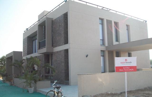 7065 sqft, 5 bhk Villa in Applewoods Semillon Shela, Ahmedabad at Rs. 4.5786 Cr