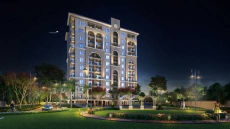 1200 sqft, 2 bhk Apartment in Builder SBP GOD Patiala Highway, Zirakpur at Rs. 35.6500 Lacs