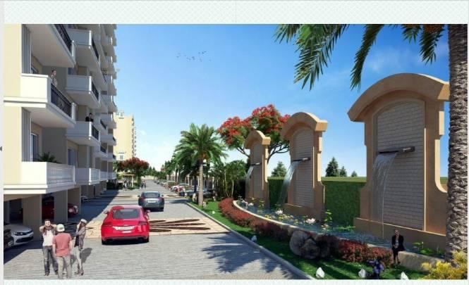 1560 sqft, 3 bhk Apartment in United La Prisma Singhpura, Zirakpur at Rs. 62.7000 Lacs