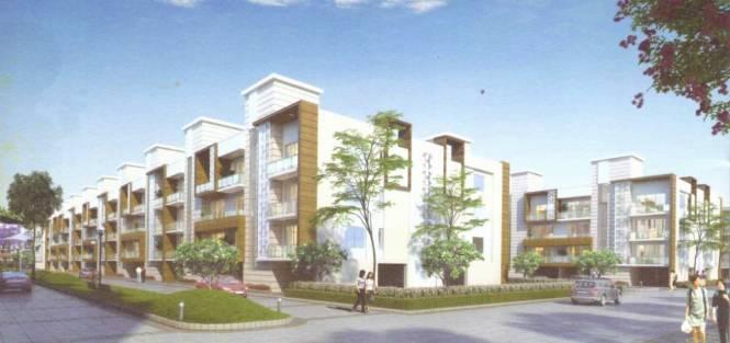 1157 sqft, 2 bhk BuilderFloor in Builder highland park terraces Patiala Highway, Zirakpur at Rs. 35.6500 Lacs