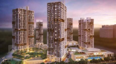 1738 sqft, 3 bhk Apartment in TATA Avenida New Town, Kolkata at Rs. 1.5000 Cr