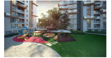 974 sqft, 3 bhk Apartment in Merlin And Ganges Elements Tollygunge, Kolkata at Rs. 88.0000 Lacs