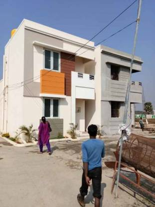 1000 sqft, 1 bhk Villa in Builder Newtown New Year mela Oragadam Industrial Corridor, Chennai at Rs. 25.5433 Lacs