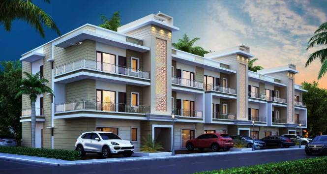 1197 sqft, 3 bhk Apartment in Builder Project Sector 127 Mohali, Mohali at Rs. 30.9000 Lacs