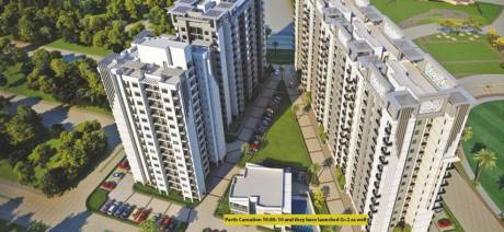 1410 sqft, 3 bhk Apartment in Builder paarth republic kanpur road Lucknow Kanpur Highway, Lucknow at Rs. 58.9975 Lacs