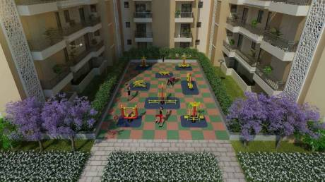 1379 sqft, 3 bhk Apartment in Omega Windsor Greens Phase 1 Uattardhona, Lucknow at Rs. 55.8900 Lacs
