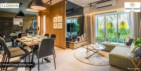 1059 sqft, 3 bhk Apartment in Lodha Upper Thane Tiara I Anjurdive, Mumbai at Rs. 89.9100 Lacs
