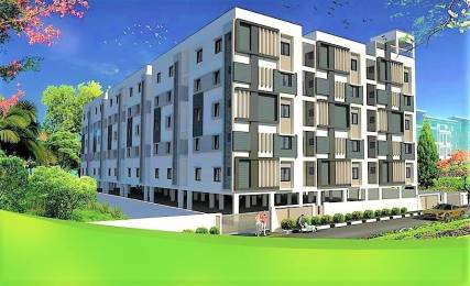 1453 sqft, 3 bhk Apartment in Aaradya Aavas Tadepalli, Guntur at Rs. 38.0000 Lacs