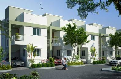 1025 sqft, 3 bhk Villa in Builder AMAZZE GREEN PARK Urapakkam, Chennai at Rs. 42.8100 Lacs