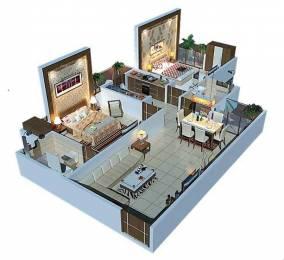 998 sqft, 2 bhk Apartment in Dreamz Aishwarya Heights Sarojini Nagar, Lucknow at Rs. 23.4530 Lacs