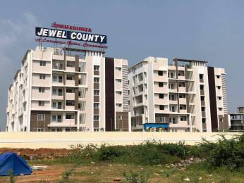 1663 sqft, 3 bhk Apartment in Builder sri hemadurga jewelcounty Kesarapalle, Vijayawada at Rs. 55.5000 Lacs